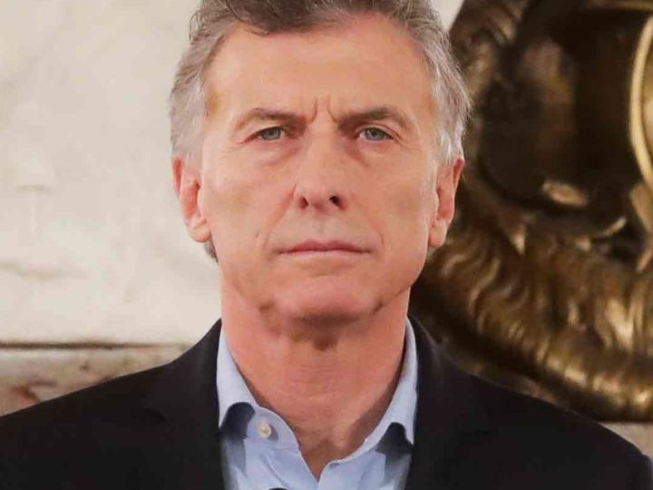 Mauricio Macri: «La intolerancia es exactamente lo contrario de la democracia»