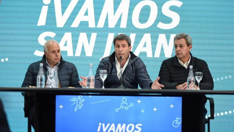 Una clara victoria de Uñac en  San Juan