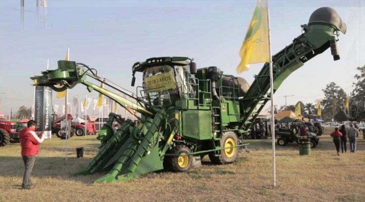 La Expo AgroSur entra en acción