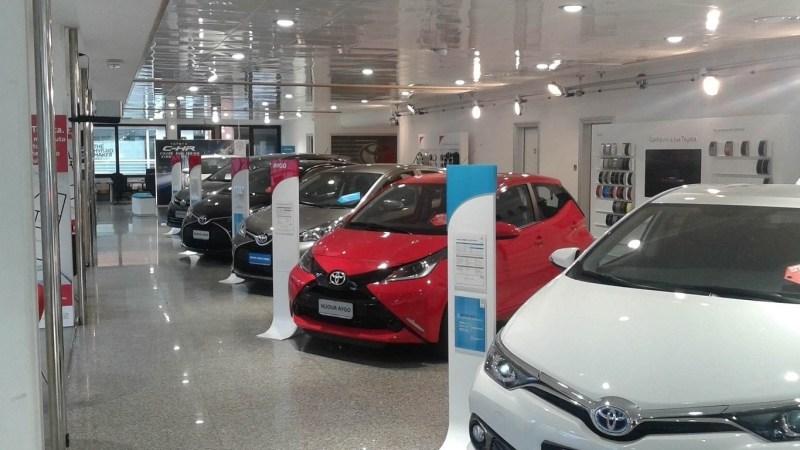 Cayeron las ventas de autos 0KM