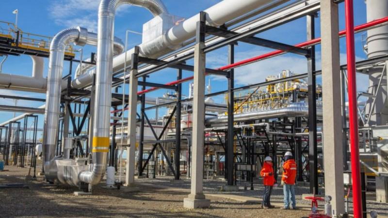 En mayo, la producción de petróleo aumentó el 4,2%