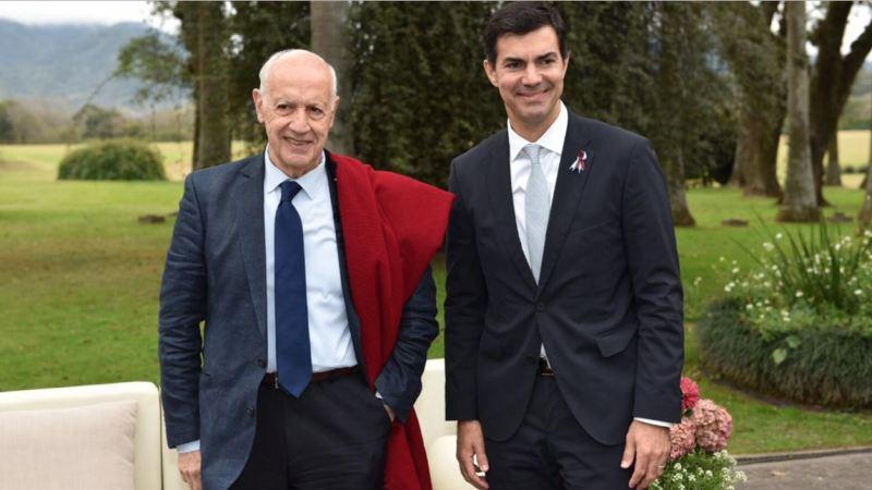 «En el balotaje vamos a votar a Lavagna y a Urtubey», dijo Lavagna