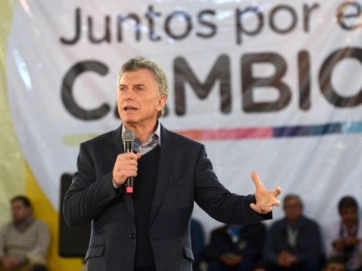 Mauricio Macri:«Estoy alarmado y conmovido por los incendios en la Amazonia brasileña»