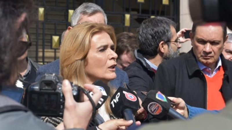 «Tucumán está de duelo porque hemos perdido la Justicia independiente», dijo Silvia Elías