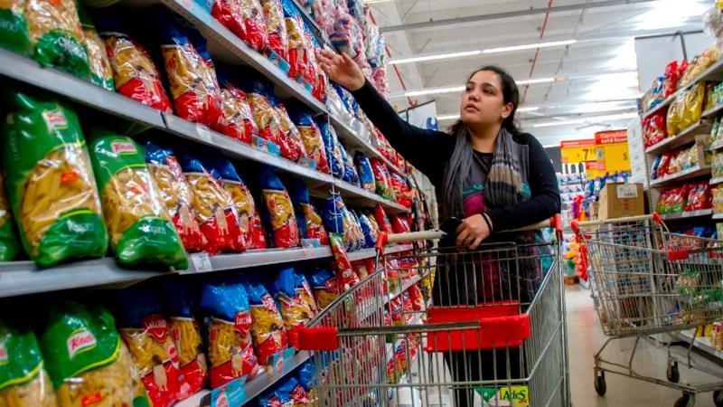 La inflación de los alimentos