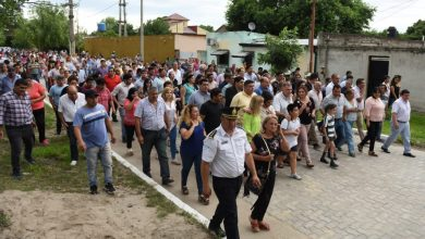 Photo of Inauguraron pavimento en Simoca