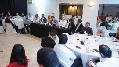 Photo of El Poder Ejecutivo mantuvo reuniones con municipios