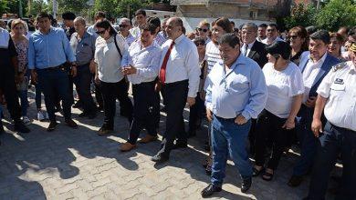 Photo of El gobernador visitó Faimallá e inauguró varias obras
