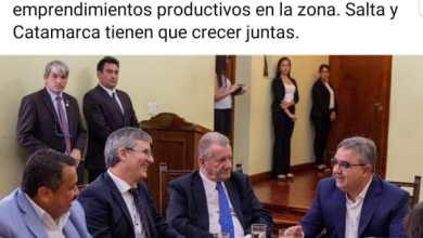 Photo of Preacuerdo político por límites: Salta y Catamarca compartirían impuestos y regalías por el litio