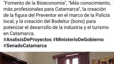 Photo of Bodeitur: El bono que quieren  crear en Catamarca para la industria y el turismo
