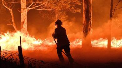Photo of Australia sigue en llamas