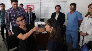 Photo of El gobierno de Tucumán entregó equipamiento para detectar patologías oculares