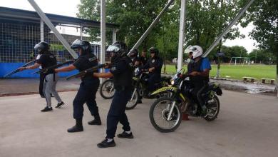 Photo of La sección motorizada recibió capacitación