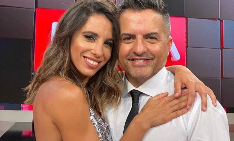 Ángel De Brito y Cinthia Fernández