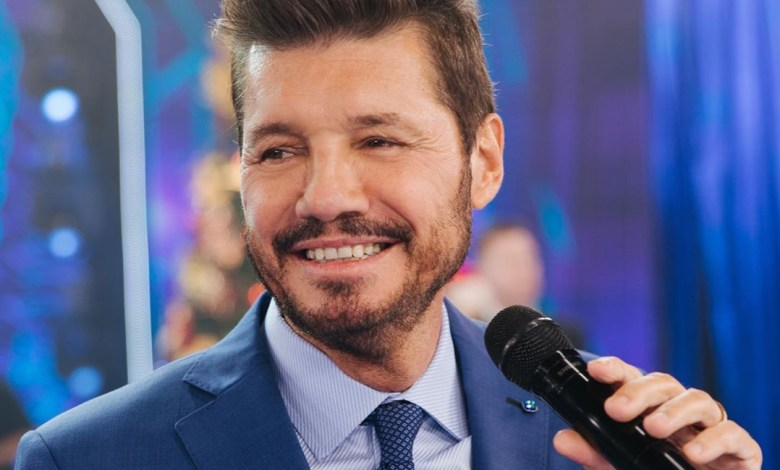 Marcelo Tinelli - Bailando