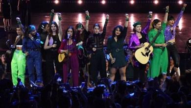 Photo of Julieta Venegas le cantó a las mujeres en los Spotify Awards