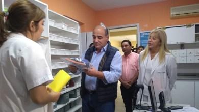 Photo of El hospital de Los Ralos inauguró un sector especial para febriles