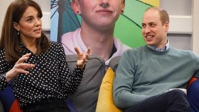 Photo of Kate Middleton y el príncipe William preocupados por la salud mental