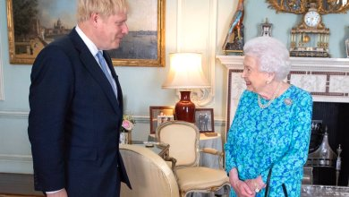 Photo of Coronavirus: La reina Isabel le envió un mensaje a Boris Johnson