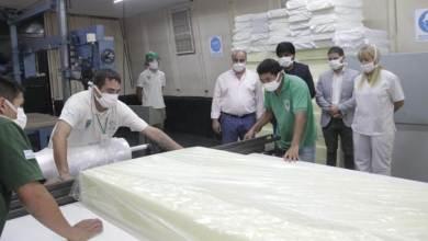 Photo of En Tucumán se fabrican 1.400 barbijos por día