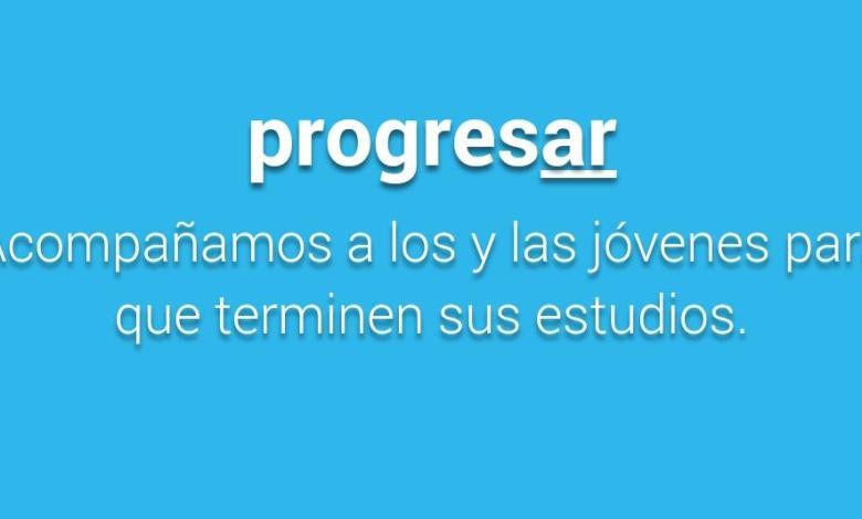 Progresar