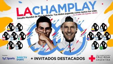 Photo of Dybala y Schwartzman realizarán un torneo a beneficio de la Cruz Roja