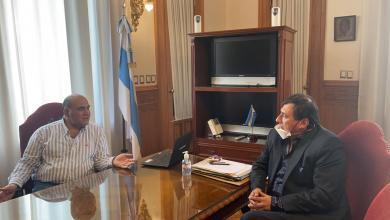 Photo of Tafí del Valle: Yapura Astorga y Manzur reunidos por el IFE