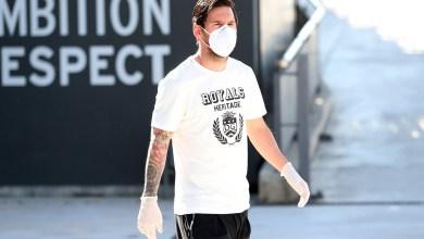 Photo of Messi y sus compañeros  se hicieron el test de coronavirus
