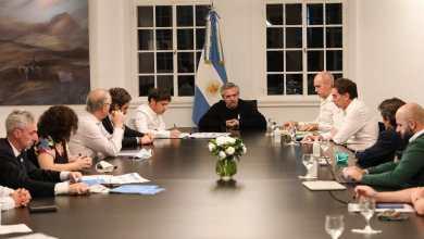 Photo of Fernández se reunió con Kicillof y Larreta por la cuarentena: los detalles