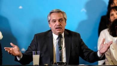 Photo of El presidente defendió la cuarentena y cuestionó a un sociólogo