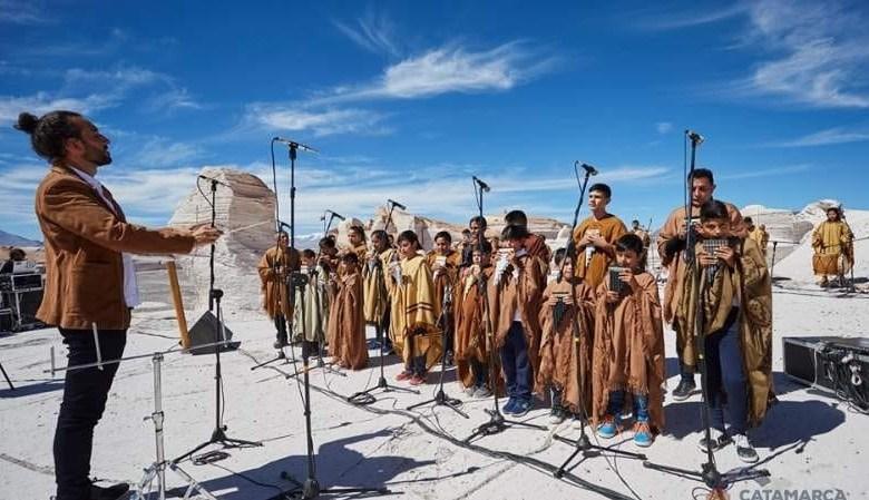 versión andina del himno