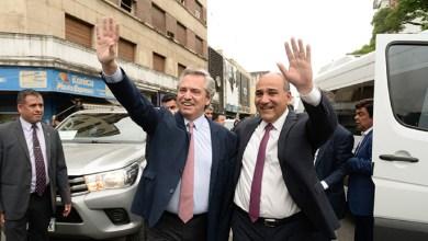 Photo of El Presidente recibe el agradecimiento de Manzur por la reactivación de la obra pública
