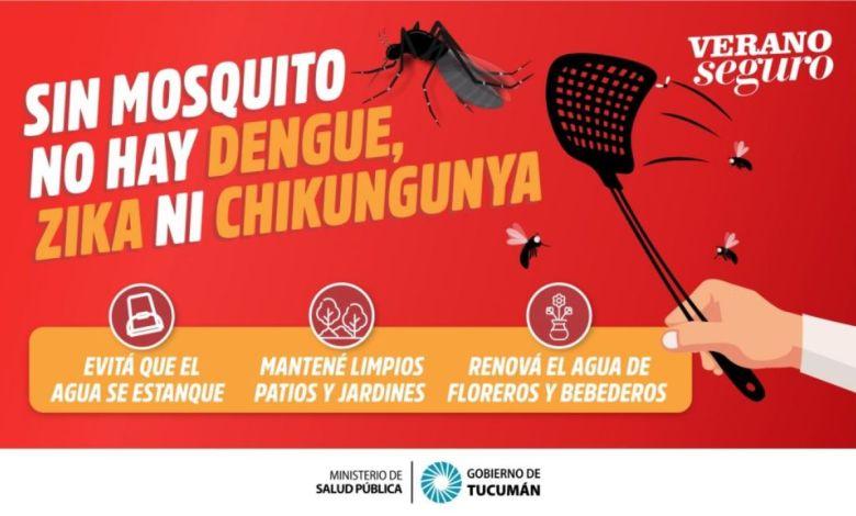 Dengue en Tucumán