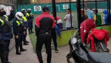 Photo of Clausuraron una cancha de Fútbol 5 que abrió antes de lo permitido