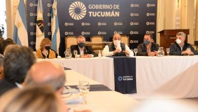 Photo of Presentaron los proyectos para las obras públicas que necesita Tucumán