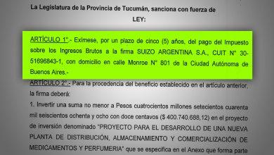 Photo of Hoy aprobarán una ley de Manzur que monopolizaría la distribución de medicamentos