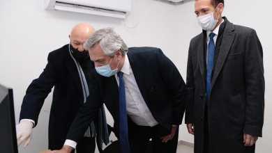 """Photo of Alberto Fernández: """"Estoy seguro de que el país se va a recuperar"""""""