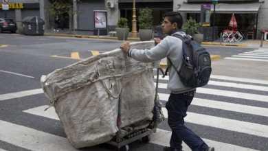 Photo of Casi 1 millón de personas quedaron sin trabajo en la cuarentena