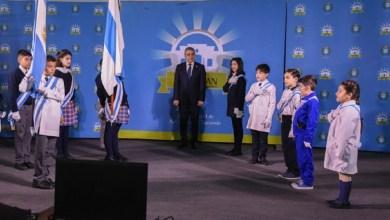 Photo of Alfaro participó del acto virtual de promesa a la Bandera que organizó la Provincia