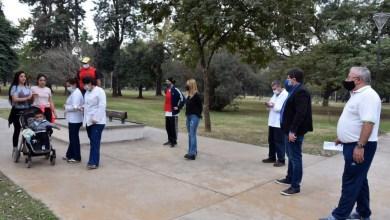 Photo of Campañas de prevención del coronavirus en parques