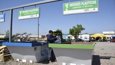 Photo of En el mes del medio ambiente promueven el reciclaje en Tafí Viejo con cuatro Puntos Verdes