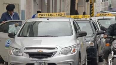 Photo of Taxistas y remiseros exigen un subsidio gubernamental