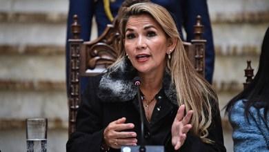 Photo of La presidenta de Bolivia comunicó que está infectada por coronavirus