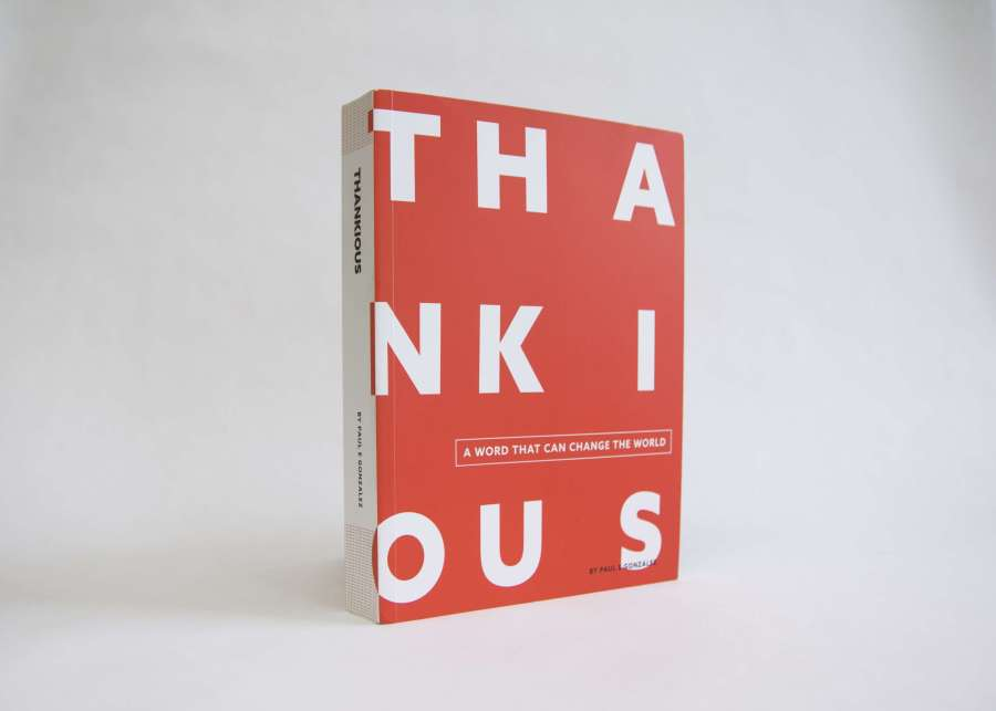 Libro Thankious