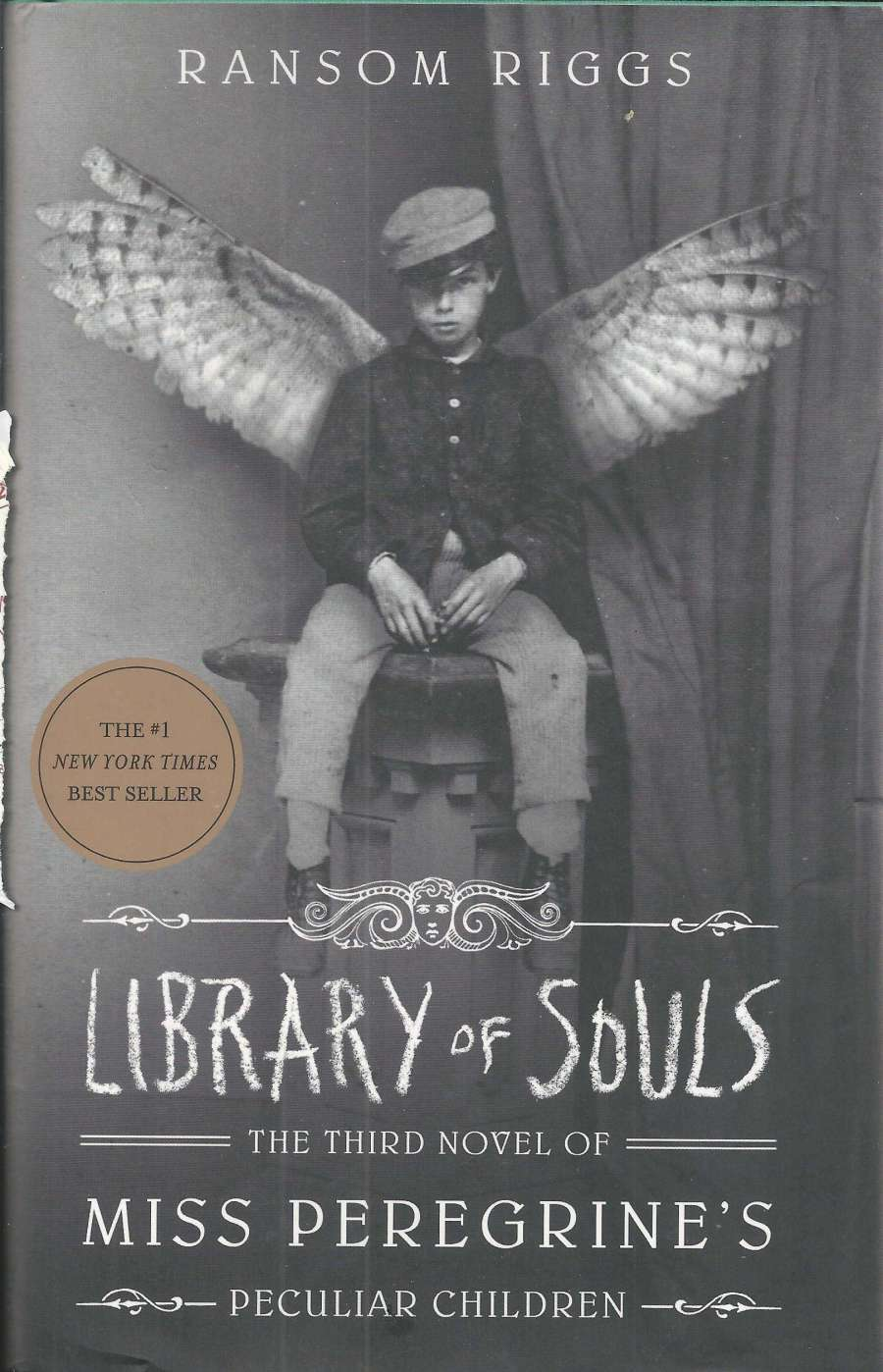 Library of Souls - Junio 2017