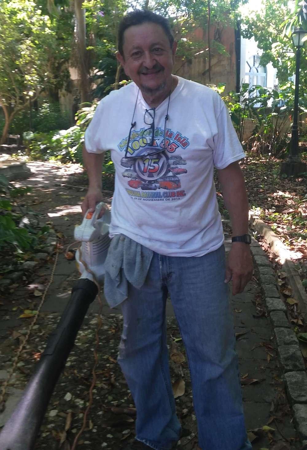 Ismael Casa Blanca