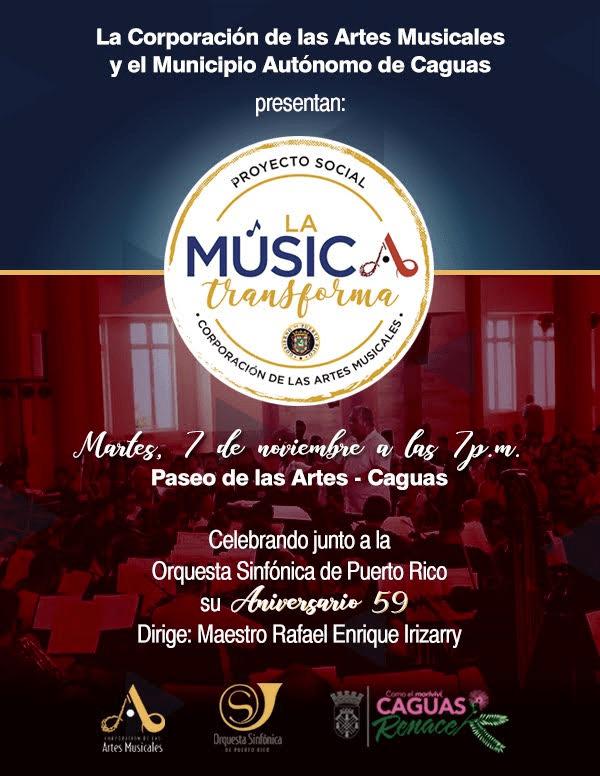 Sinfonica en Caguas