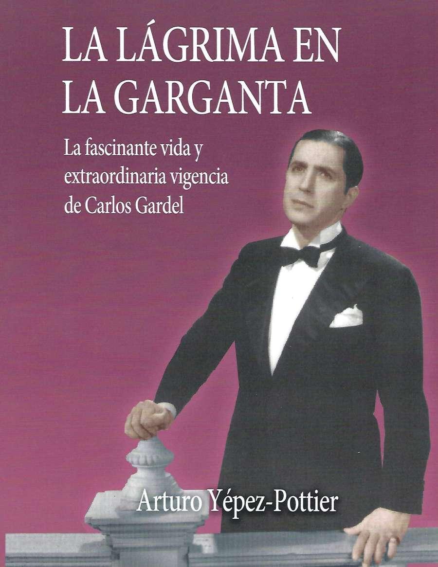Libro Carlos Gardel