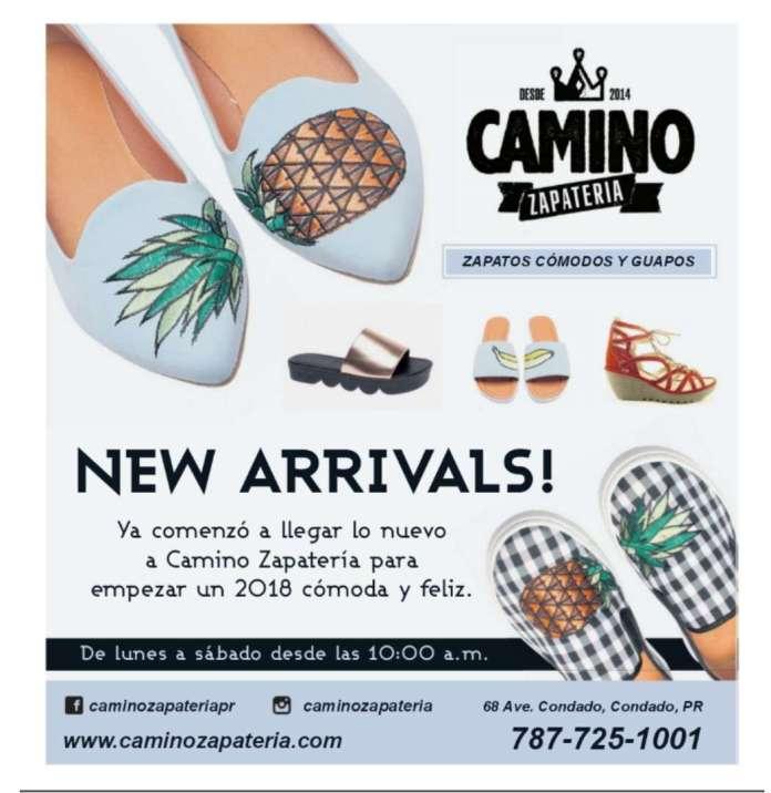 Anuncio Camino for Web Enero 2018