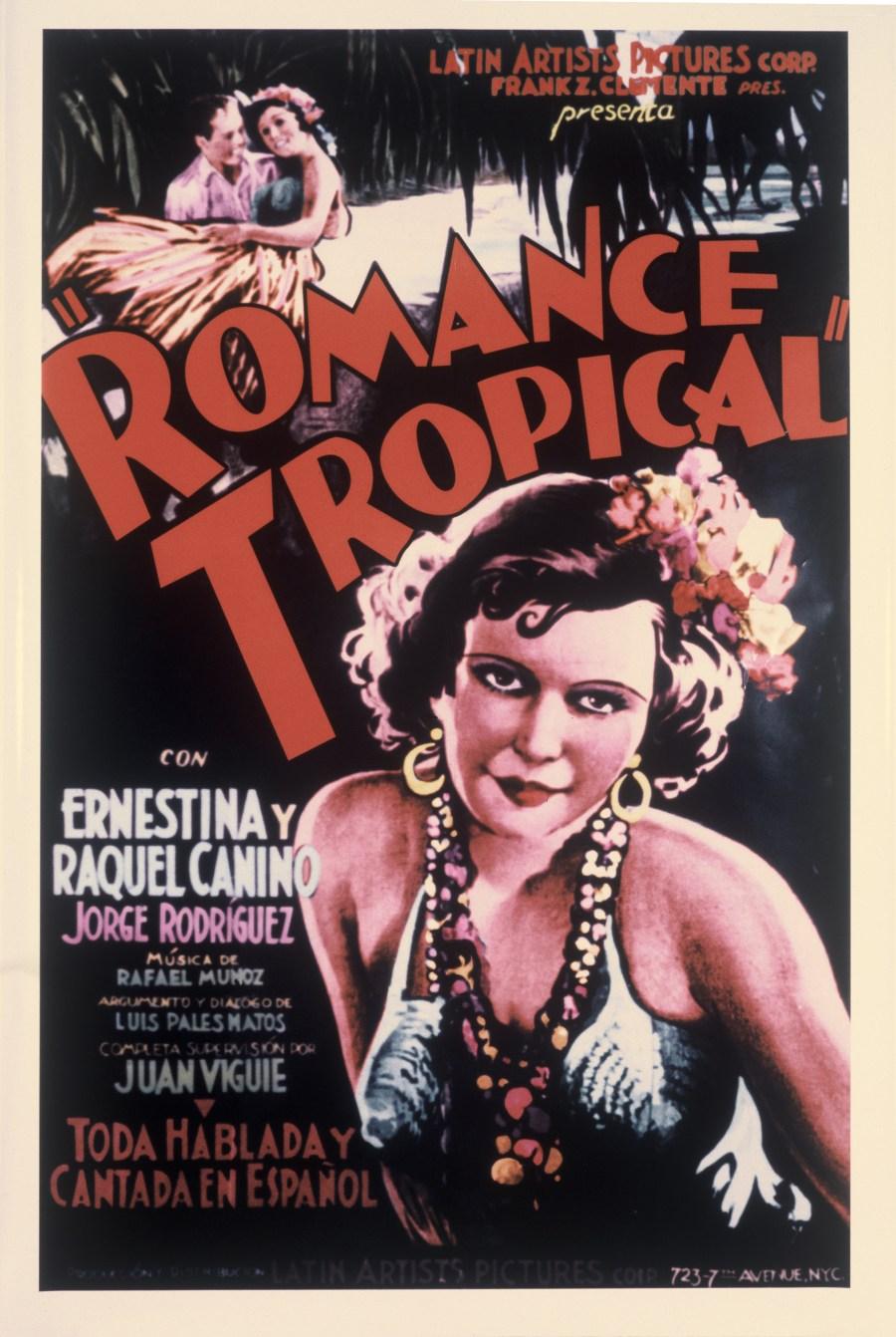 Portada Enero 2018 Imagen Romance Tropical cartel